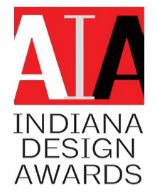 AIA IN Design Awards logo jms
